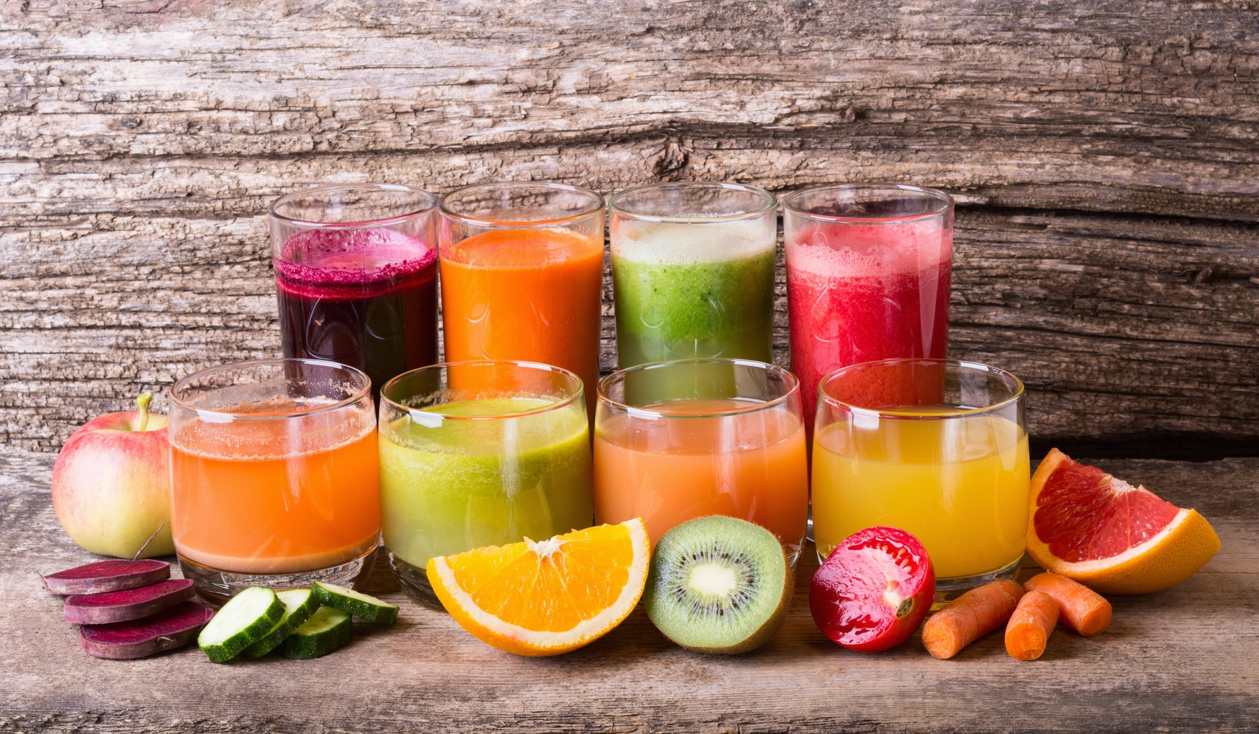 Fruit Juice Cleanse